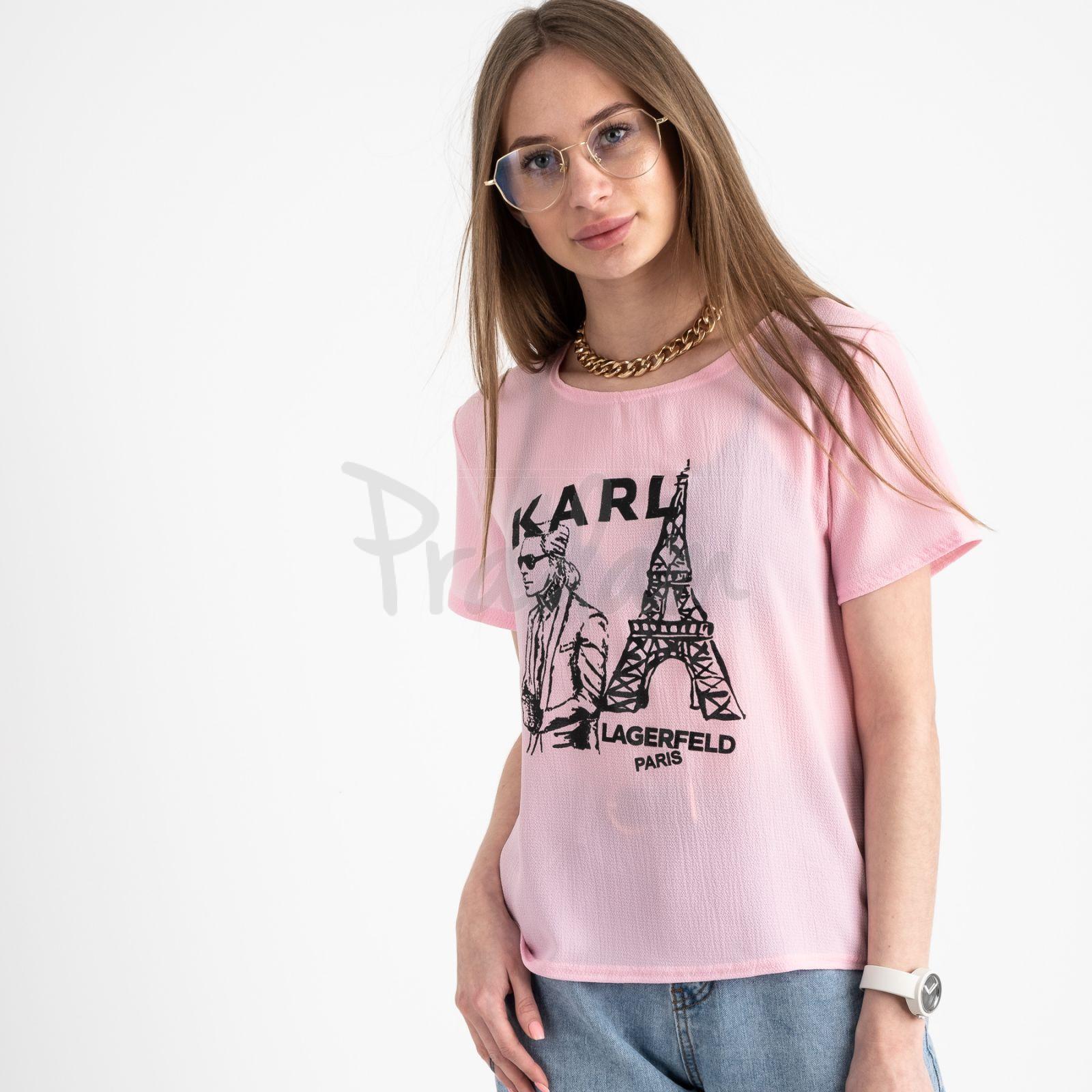 2056-33 футболка розовая женская с принтом (5 ед. размеры: 42.44.46.48.50)