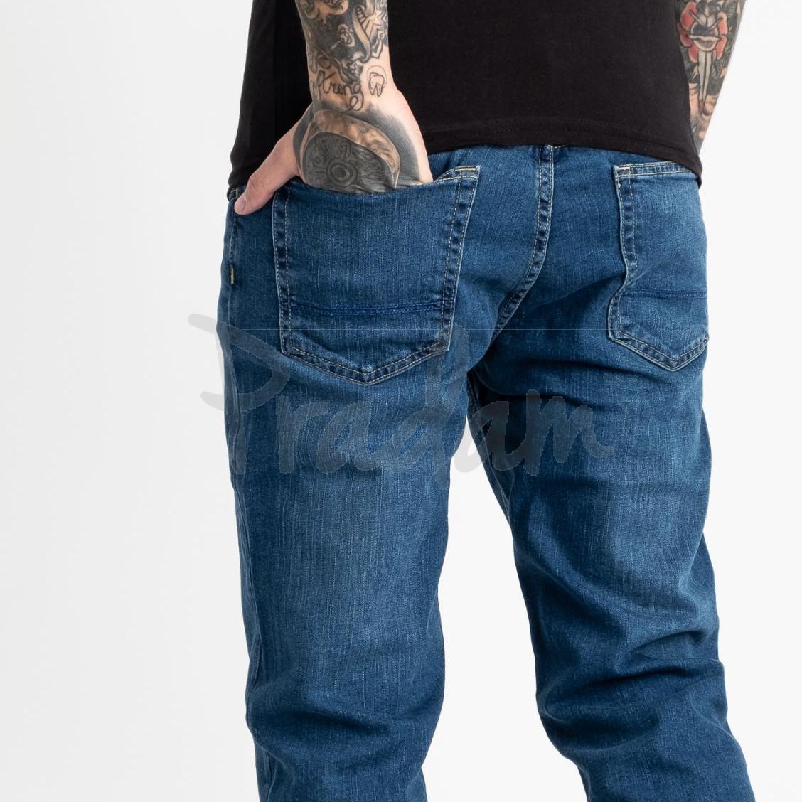 1935-6 Nescoly джинсы мужские синие стрейчевые (6 ед. размеры: 30.32.38.40/3)