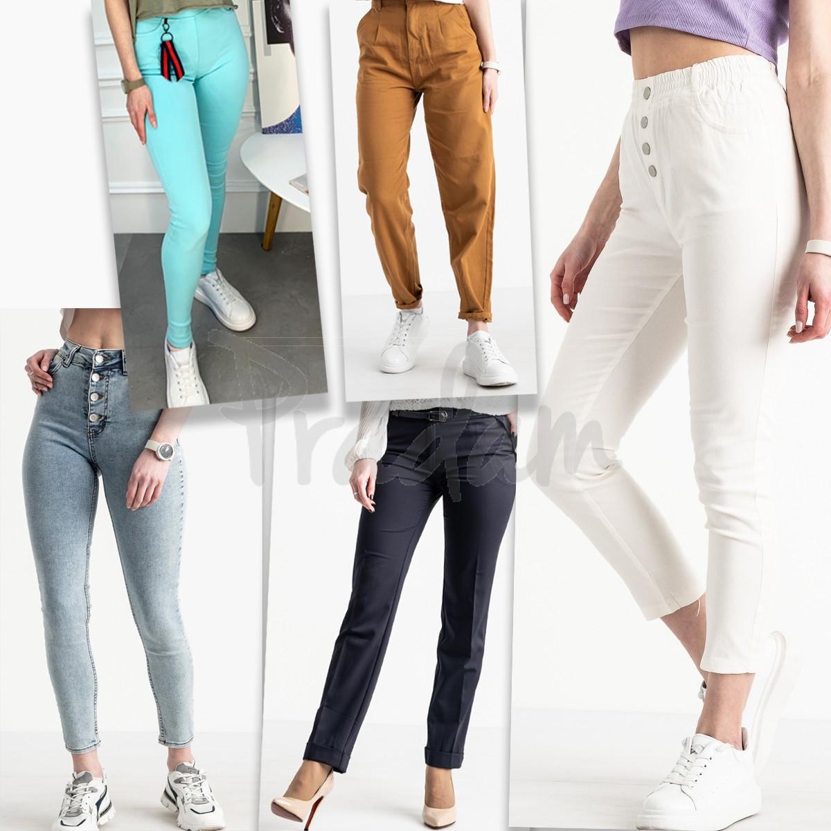 10063 микс женской одежды с дефектами (5 ед.)