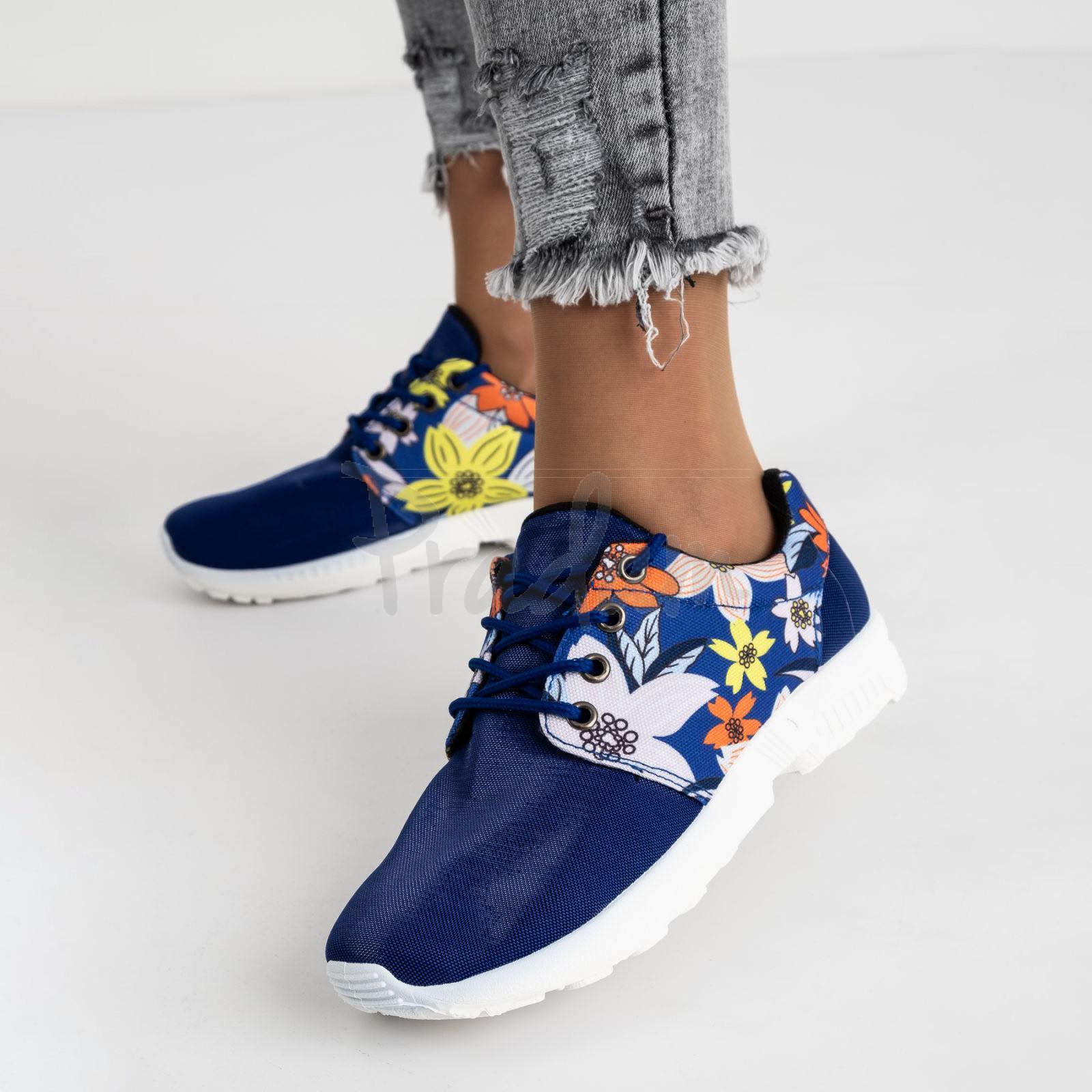 9585-3 синие женские кроссовки (8 ед. размеры: 36.37.38.38.39.39.40.41)