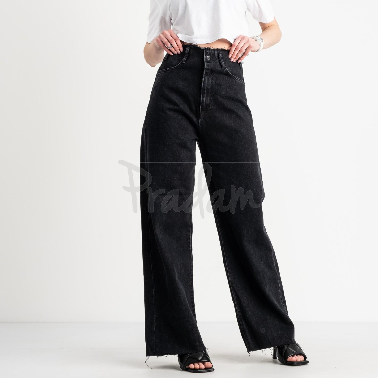 2004-03 Arox джинсы клёш темно-серые котоновые (6 ед. размеры:25.26.27.28.29.30)