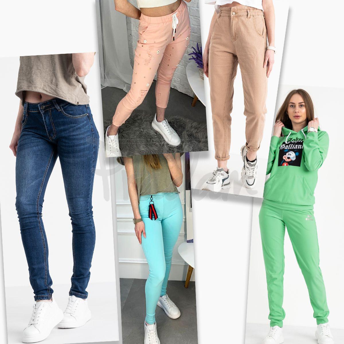 10061 микс женской одежды с дефектами (5 ед.)
