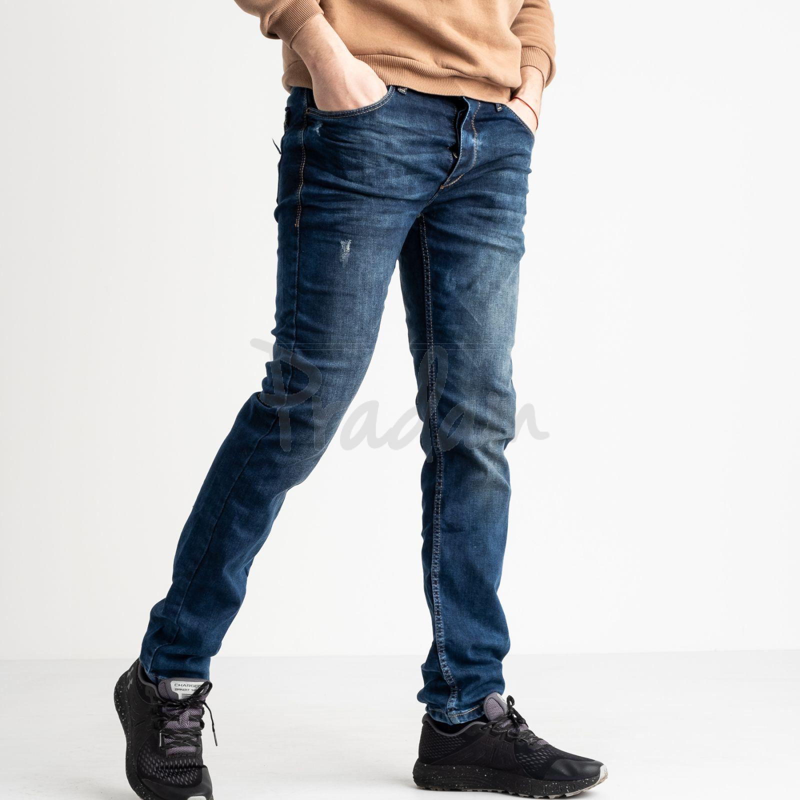 2078 Dsquared джинсы мужские синие стрейчевые (7 ед. размеры: 30.30.31.32.33.34.36)