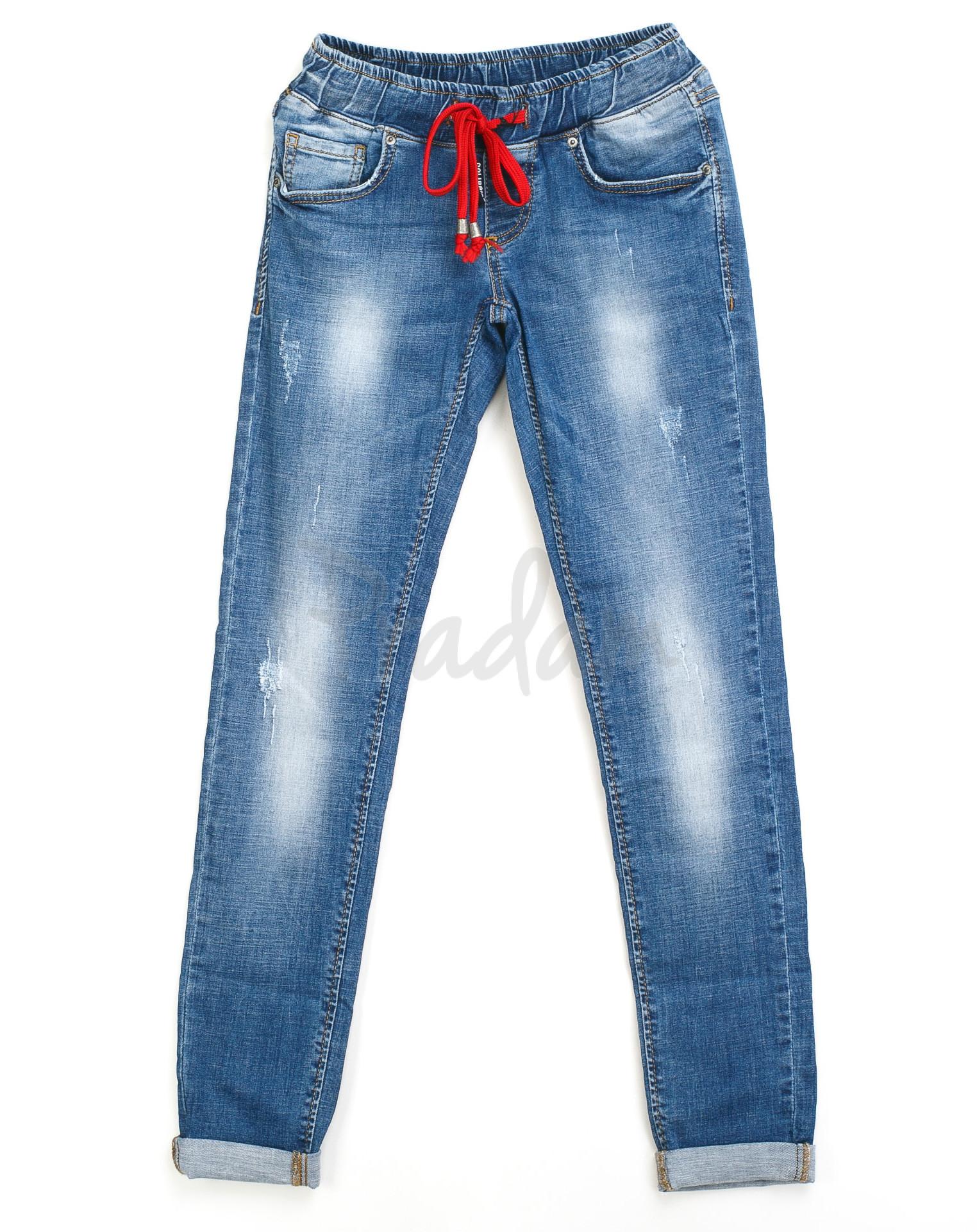 8ba773071e5 женские джинсы на резинке 9213-550 K (25-30
