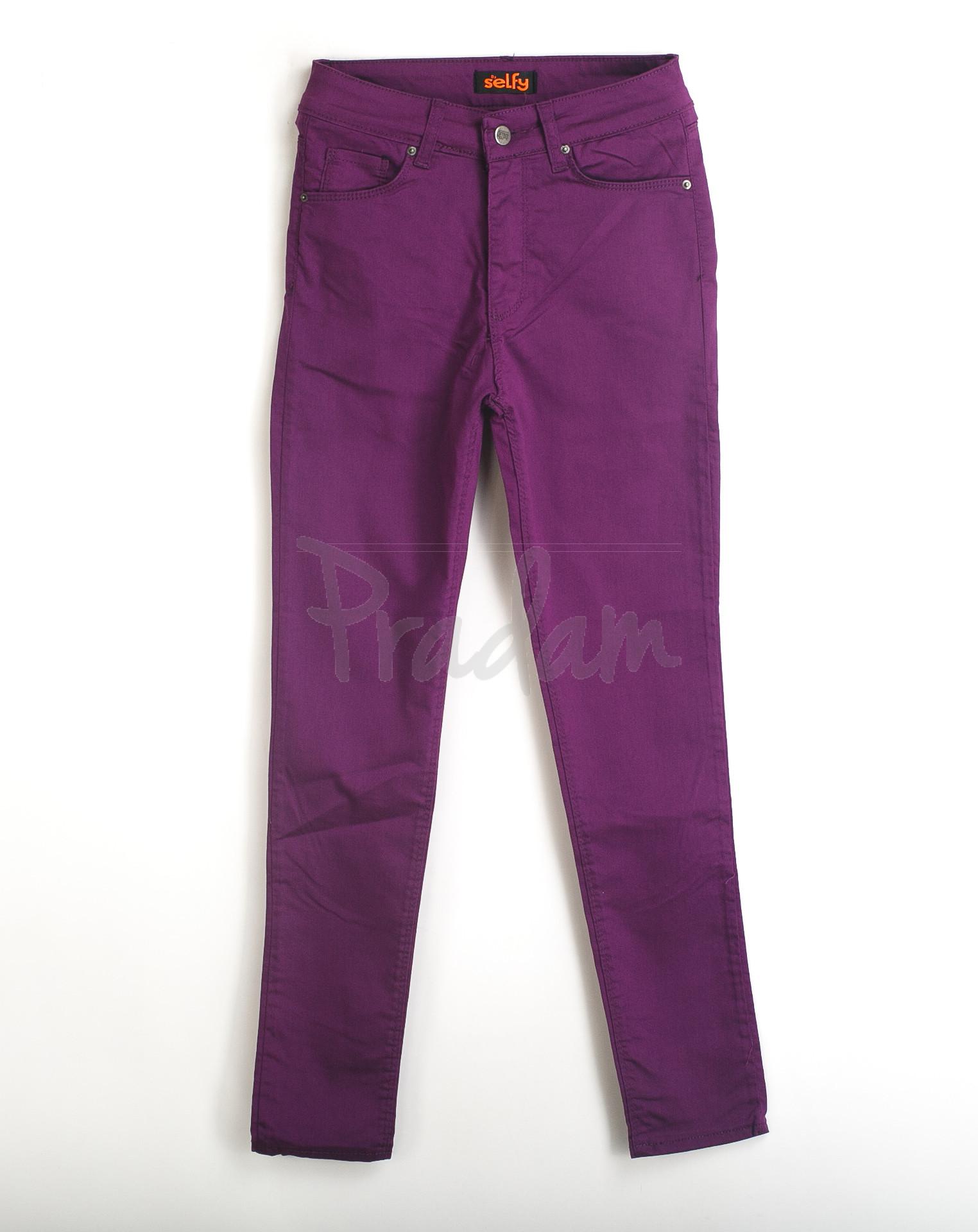 197f2a8671aec женские джинсы стрейч летний американка сиреневые 1141 (34-38, 3 ед ...