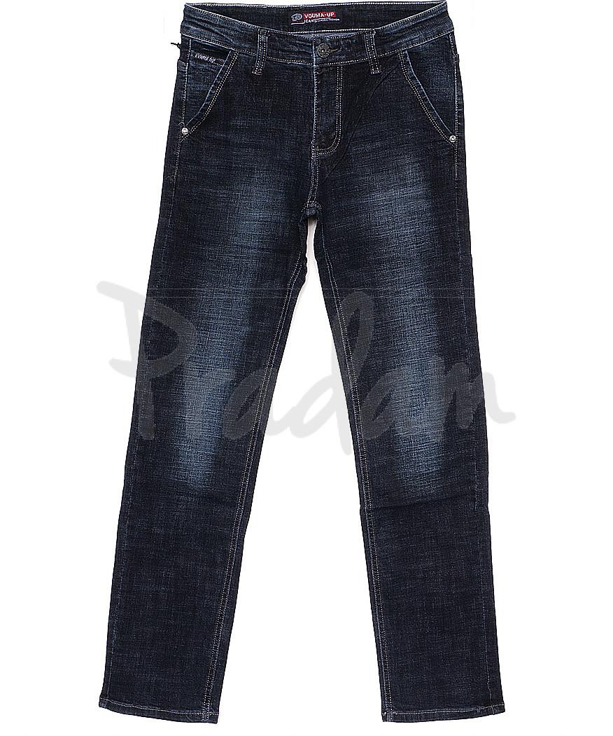 8123 Vouma-Up (29-38, 8 ед.) джинсы мужские осенние стрейчевые