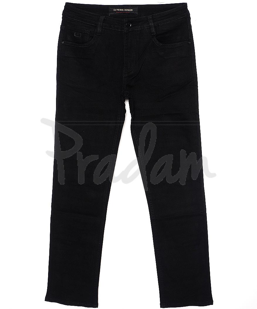 8078 Li Feng джинсы мужские классические батальные весенние стрейчевые (32-38, 8 ед.)