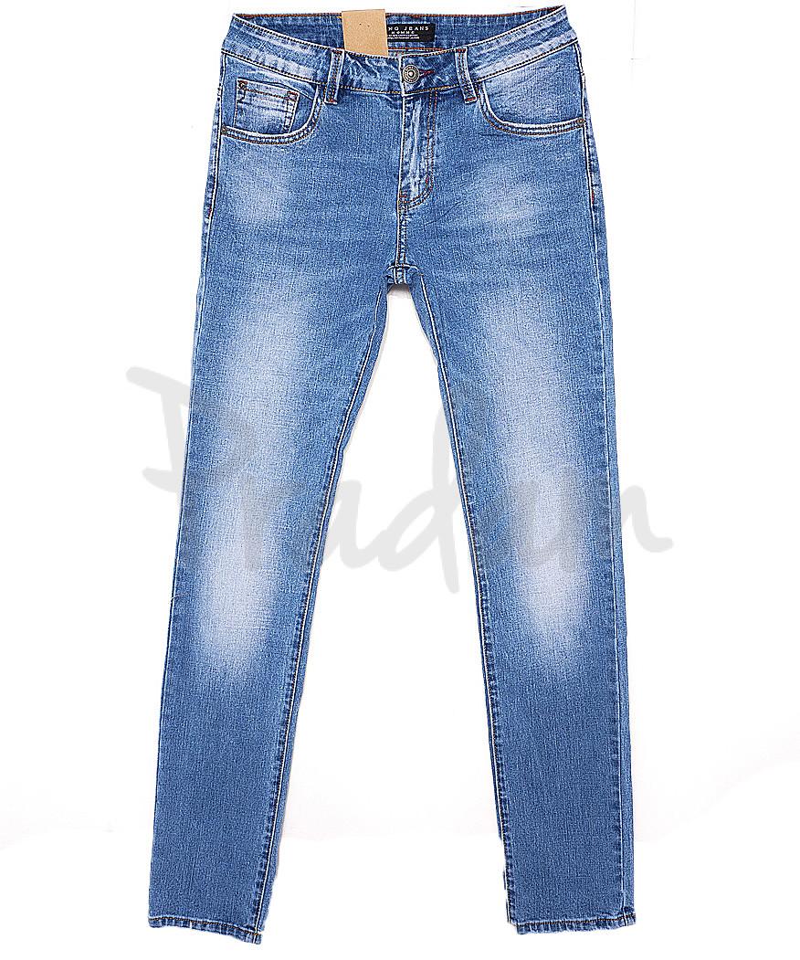 2066 Fang джинсы мужские с теркой весенние стрейчевые (29-36, 8 ед.)