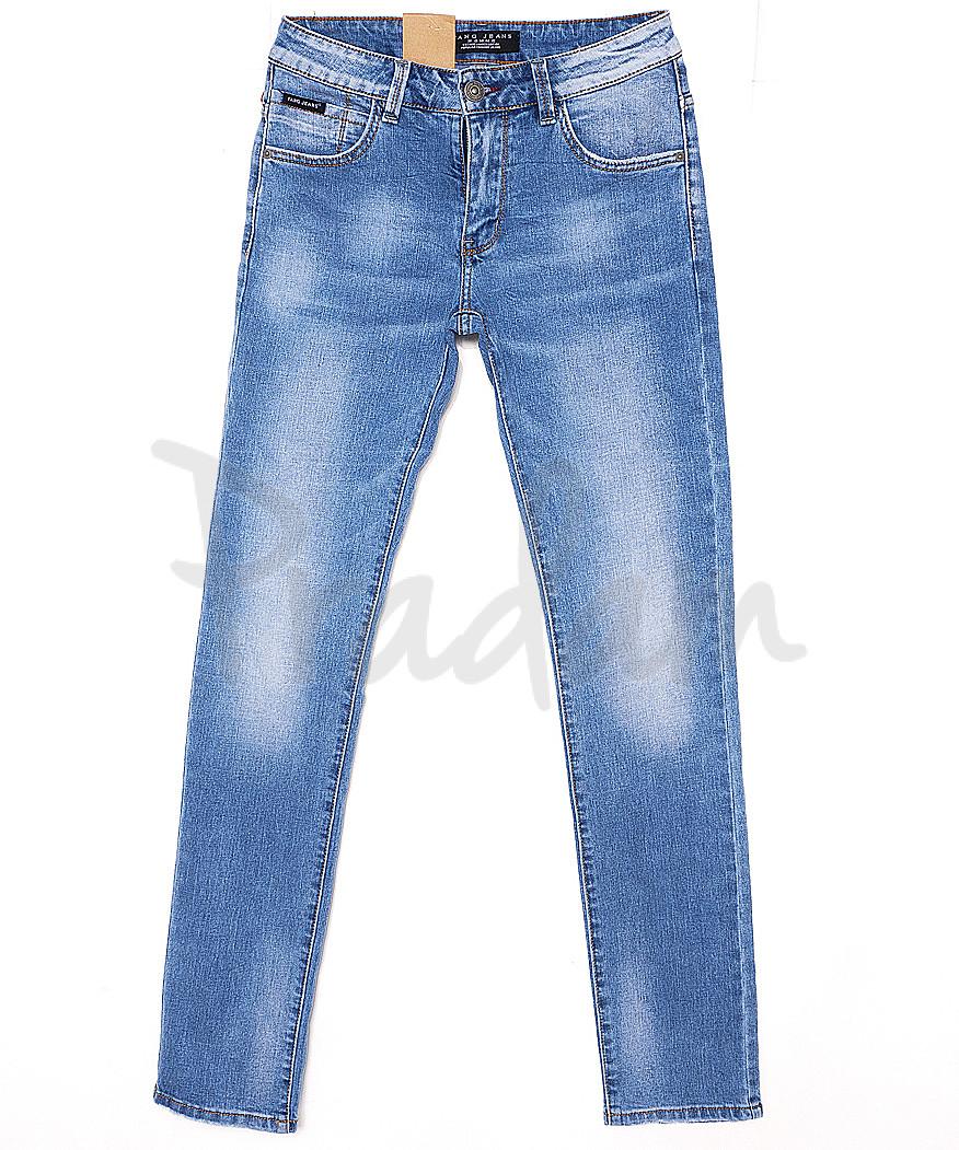 2059 Fang джинсы мужские молодежные с теркой весенние стрейчевые (28-34, 8 ед.)