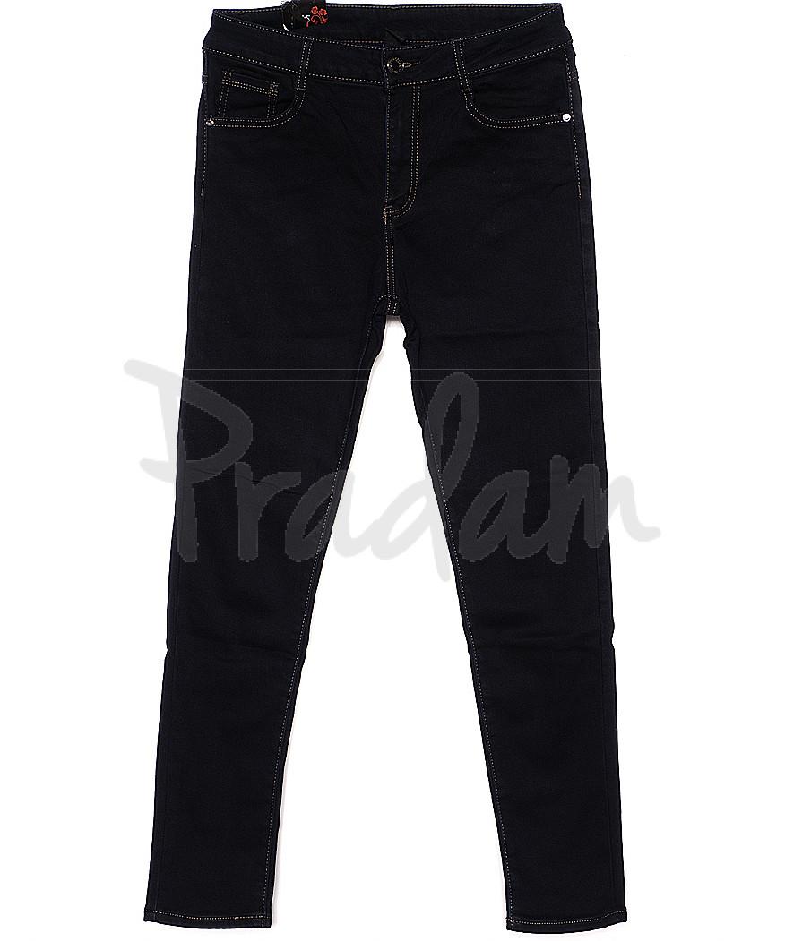 8911 Moon girl джинсы женские батальные на байке стрейчевые (30-36, 6 ед.)