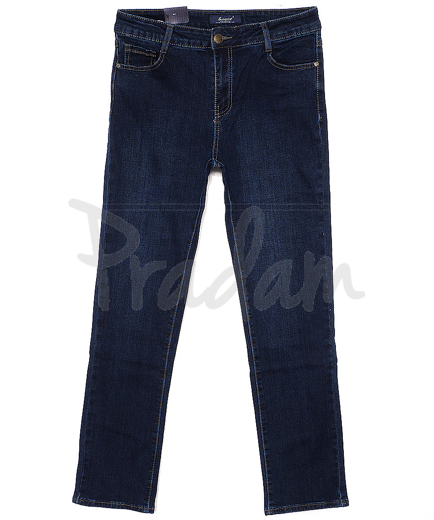 3029 Sunbird джинсы женские батальные на байке стрейчевые (31-38, 6 ед.)