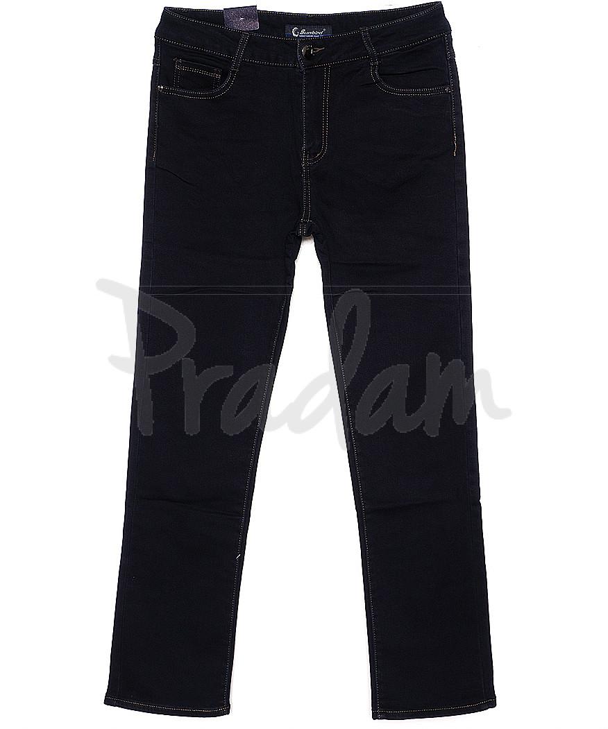 2202 Sunbird джинсы женские батальные на байке стрейчевые (30-40, 6 ед.)
