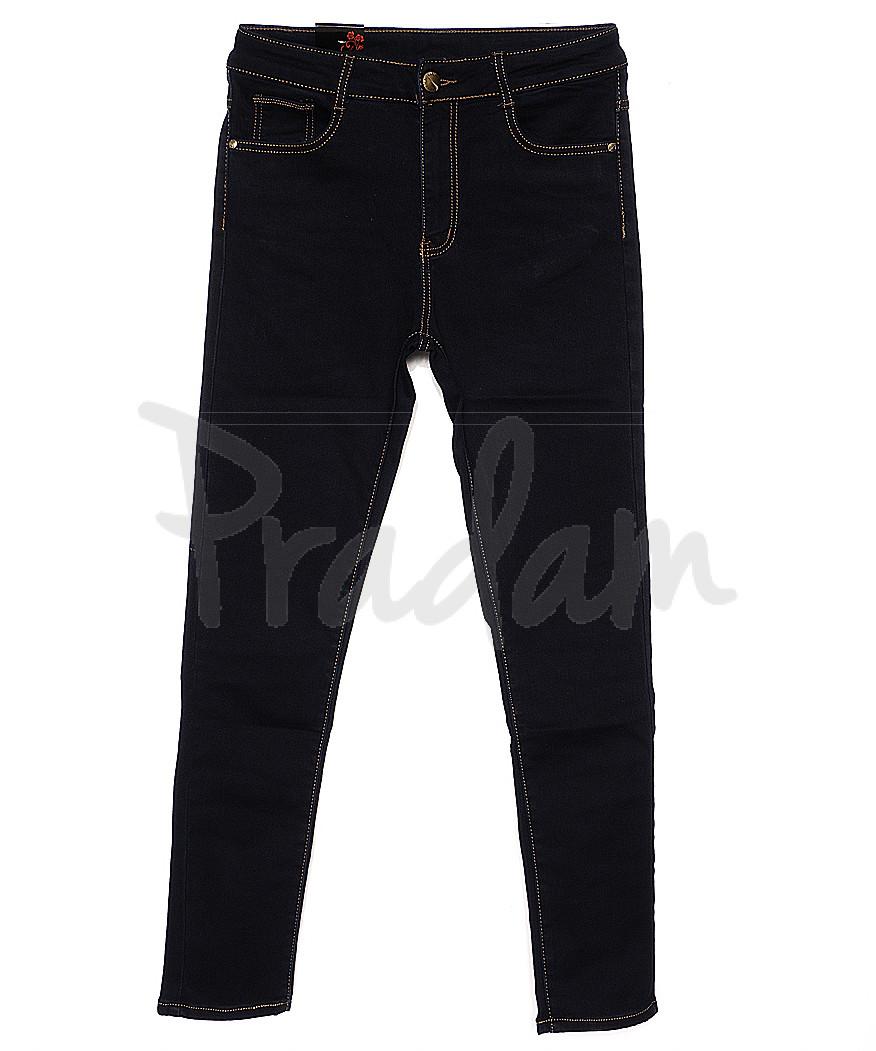 8913 Moon girl джинсы женские батальные на байке стрейчевые (30-36, 6 ед.)