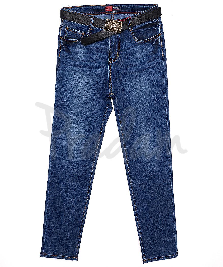A 0566-11 Relucky джинсы женские батальные весенние стрейчевые (31-38, 6 ед.)