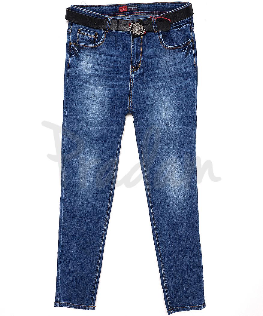 A 0562-11 Relucky джинсы женские батальные весенние стрейчевые (31-38, 6 ед.)