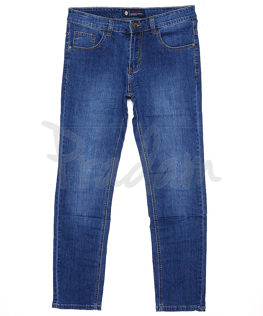 8556 Disvocas джинсы мужские батальные классические весенние стрейчевые (32-36, 8 ед.)
