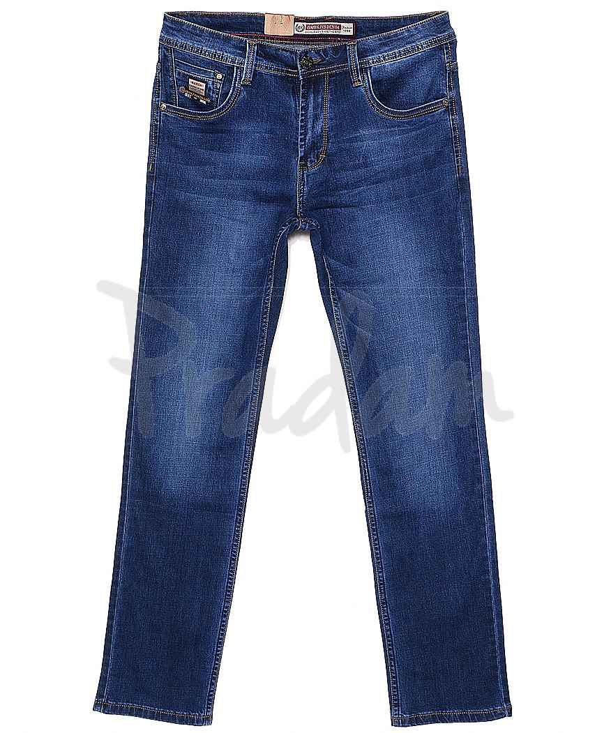 9045 Baron джинсы мужские батальные весенние стрейчевые (32-40, 8 ед.)