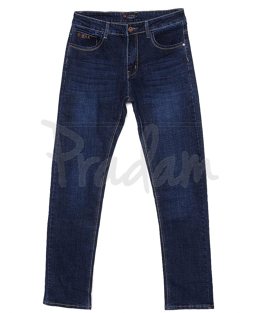 0206 G-Max джинсы мужские батальные классические весенние стрейчевые (32-38, 8 ед.)