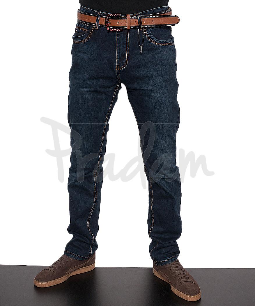 2901 Resalsa джинсы мужские на байке стрейчевые (30-38, 7 ед.)