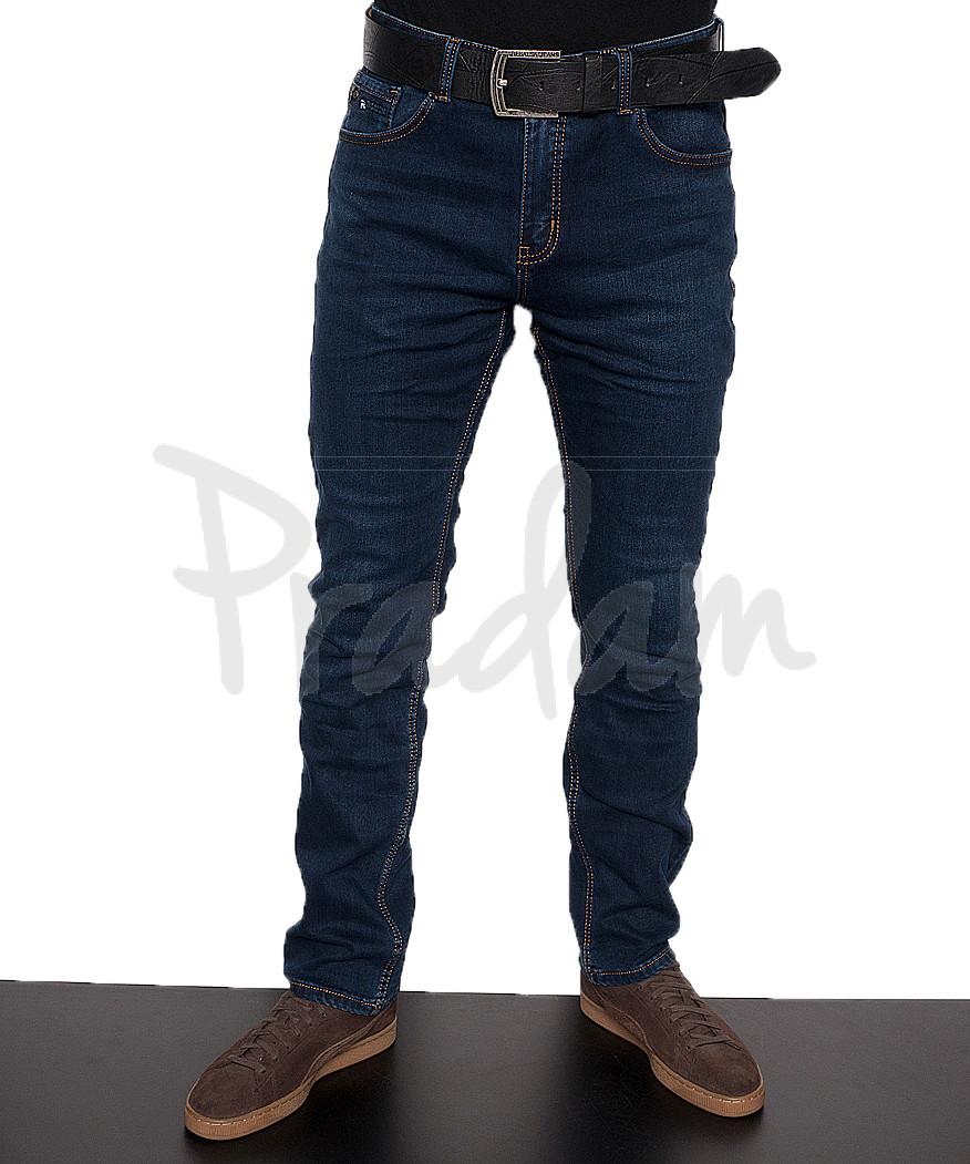 3198-DT Resalsa джинсы мужские на байке стрейчевые (29-36, 7 ед.)