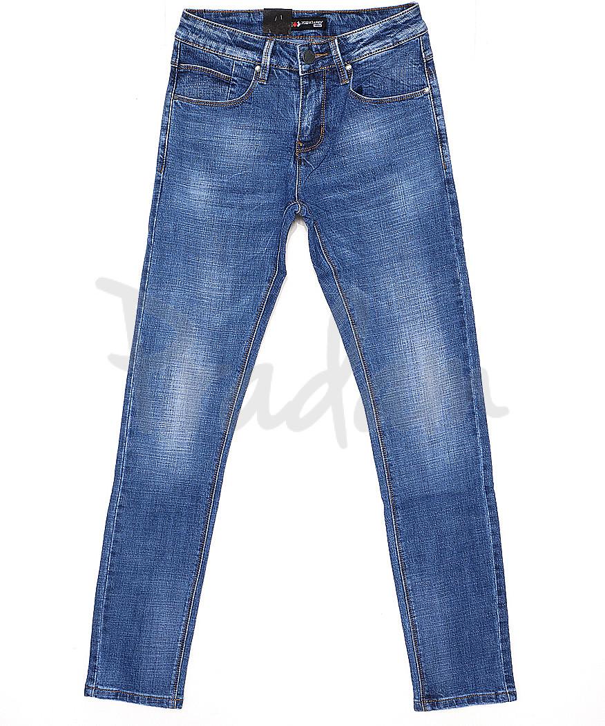 9721 Dsqatard джинсы мужские молодежные весенние стрейч-котон (27-34, 8 ед.)