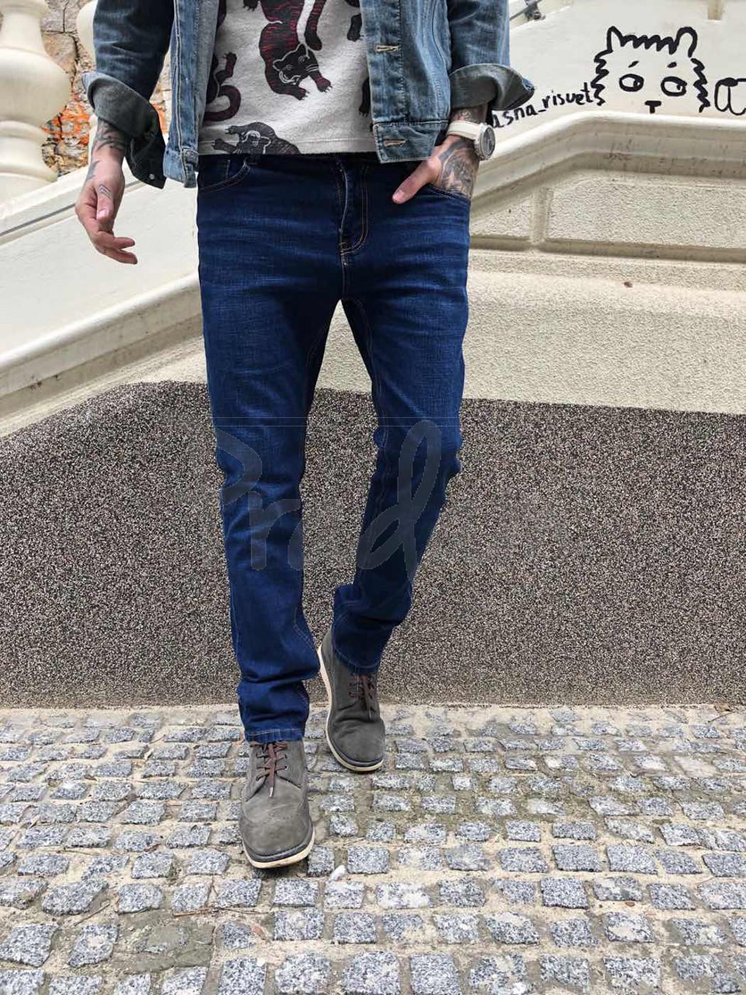 0646 Joger джинсы мужские батальные осенние стрейчевые (32,33-3,34-3,36, 8 ед.)