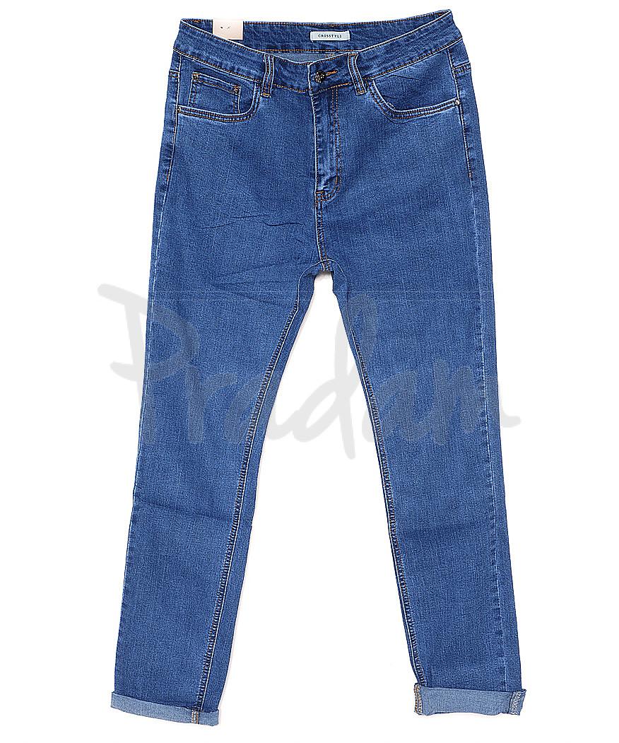 2535 Crosstyle джинсы женские батальные весенние стрейчевые (31-38, 6 ед.)