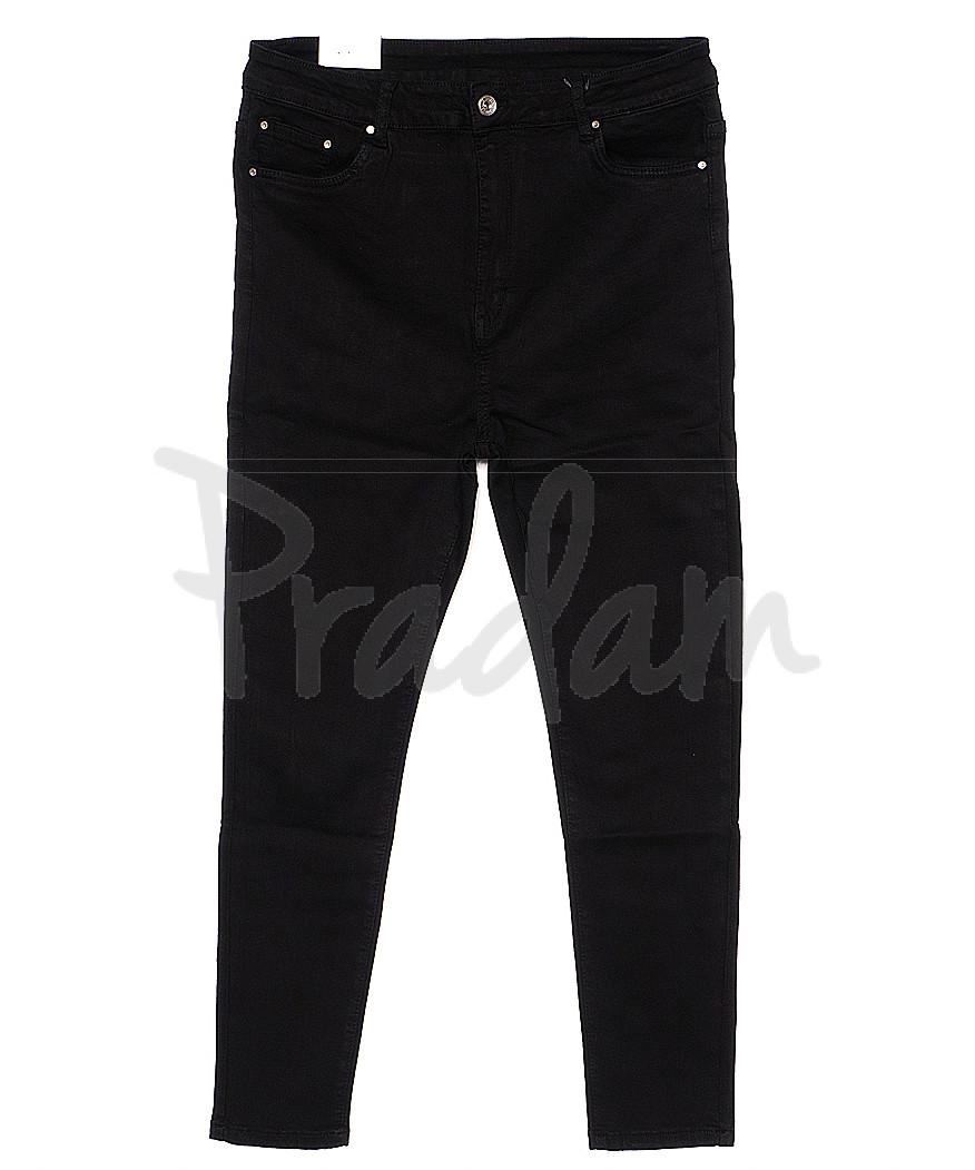 0709 M.Sara джинсы женские батальные зауженные весенние стрейчевые (30-36, 6 ед.)