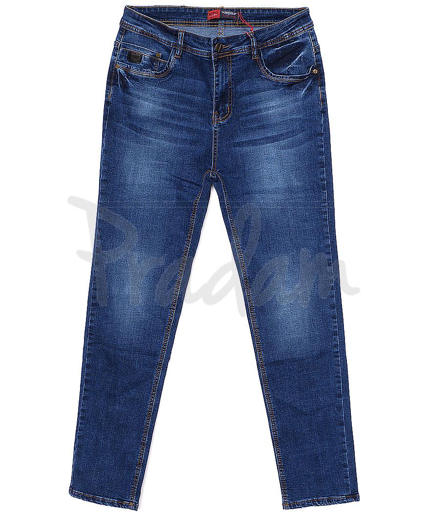 A 0564-11 Relucky джинсы женские батальные весенние стрейчевые (31-38, 6 ед.)