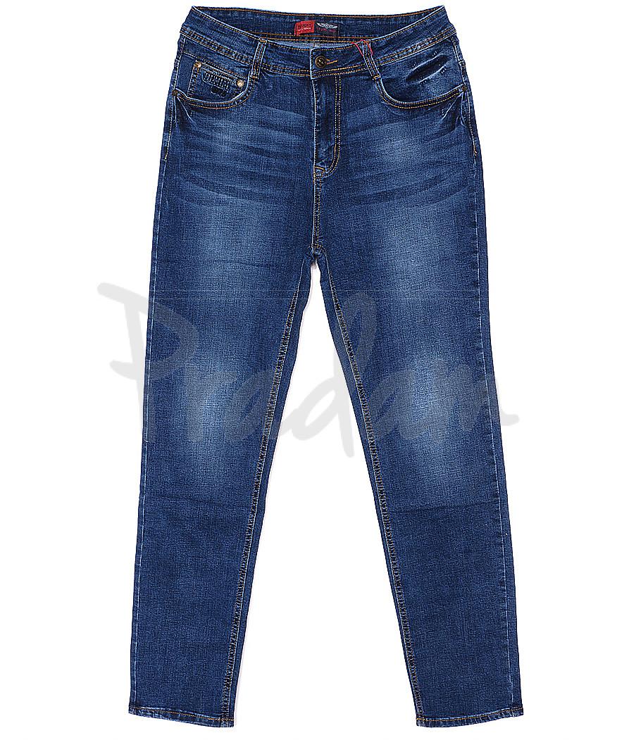 A 0565-11 Relucky джинсы женские батальные весенние стрейчевые (31-38, 6 ед.)