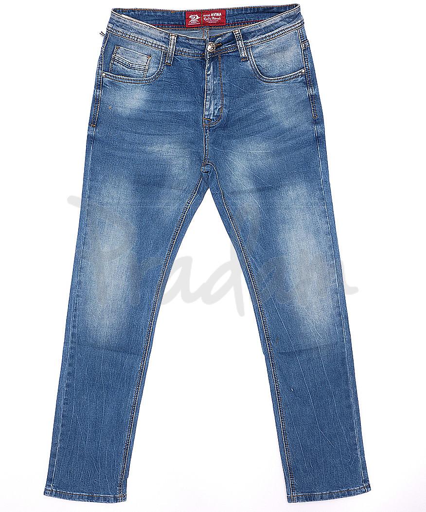 8230 Good Avina джинсы мужские батальные весенние стрейчевые (32-38, 8 ед.)