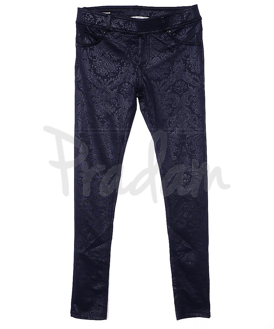 0213 синие End Green лосины стильные весенние стрейчевые (S-XL, 4 ед.)