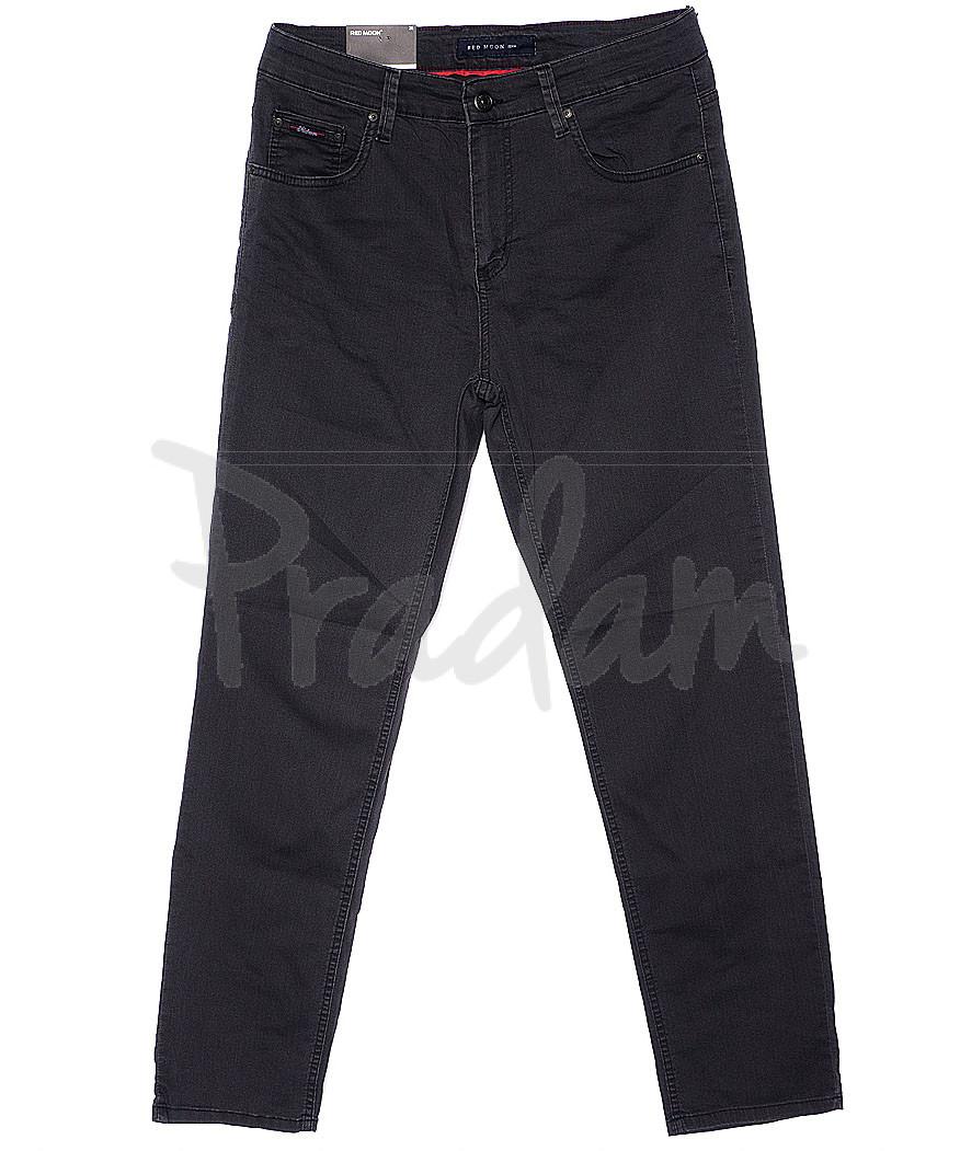 0061 Redmoon джинсы мужские батальные зауженные весенние стрейчевые (36-42, 6 ед.)