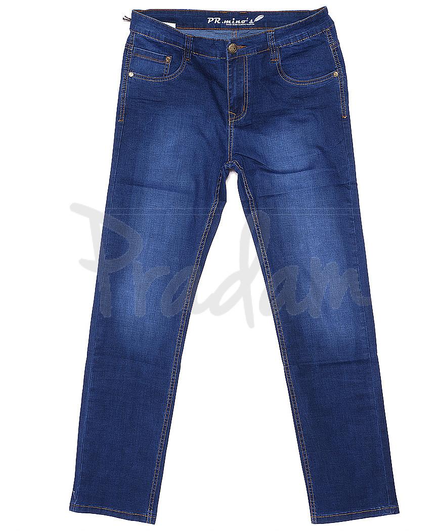 69020 Pr.Minos джинсы мужские батальные весенние стрейчевые (32-38, 8 ед.)
