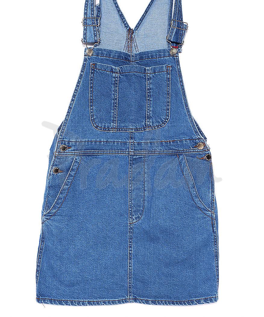 2293 A.M. Xray сарафан джинсовый весенний котоновый (34-40, евро, 6 ед.)