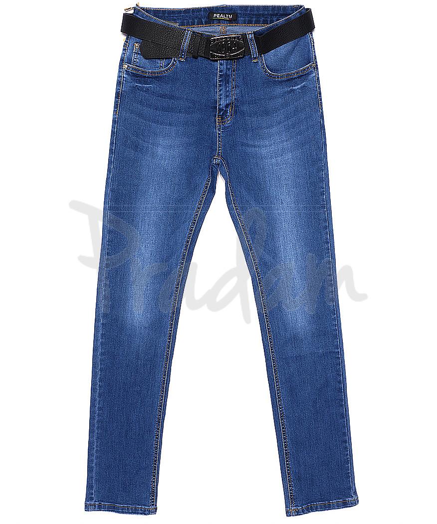 6002 Pealtia джинсы женские батальные весенние стрейчевые (30-36, 6 ед.)