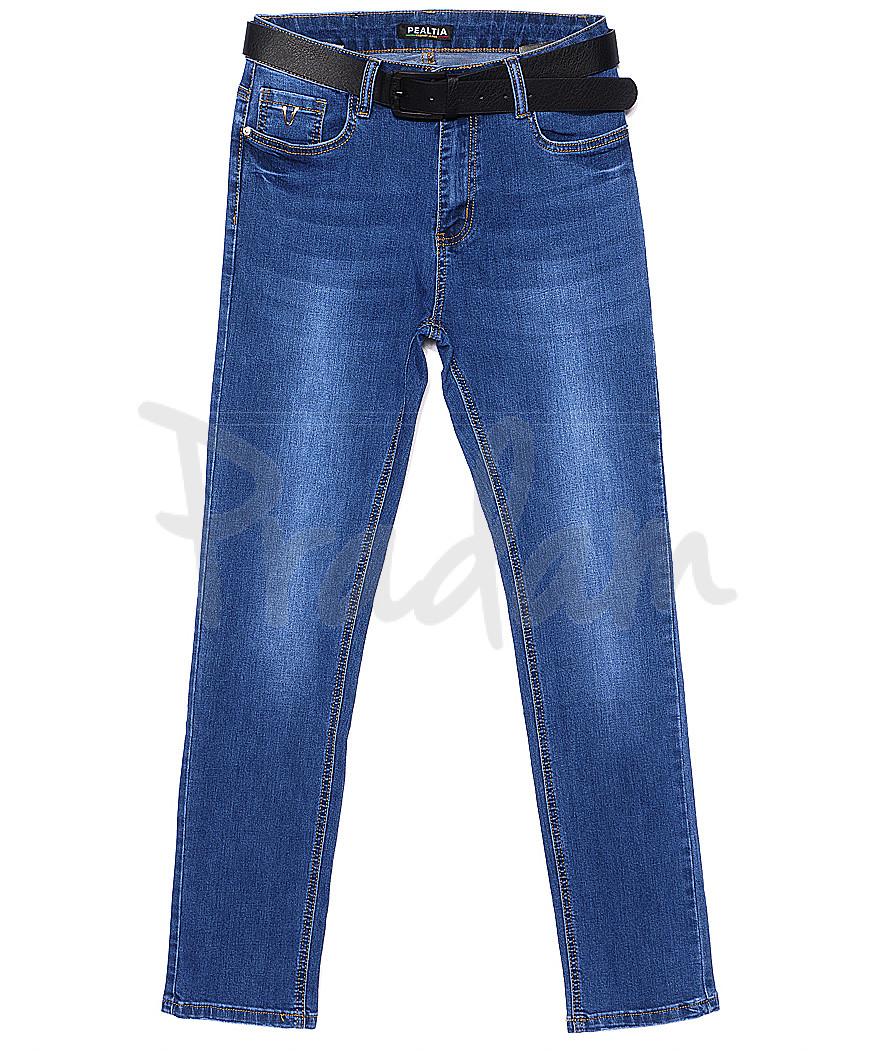 8005 Pealtia джинсы женские батальные весенние стрейчевые (31-38, 6 ед.)
