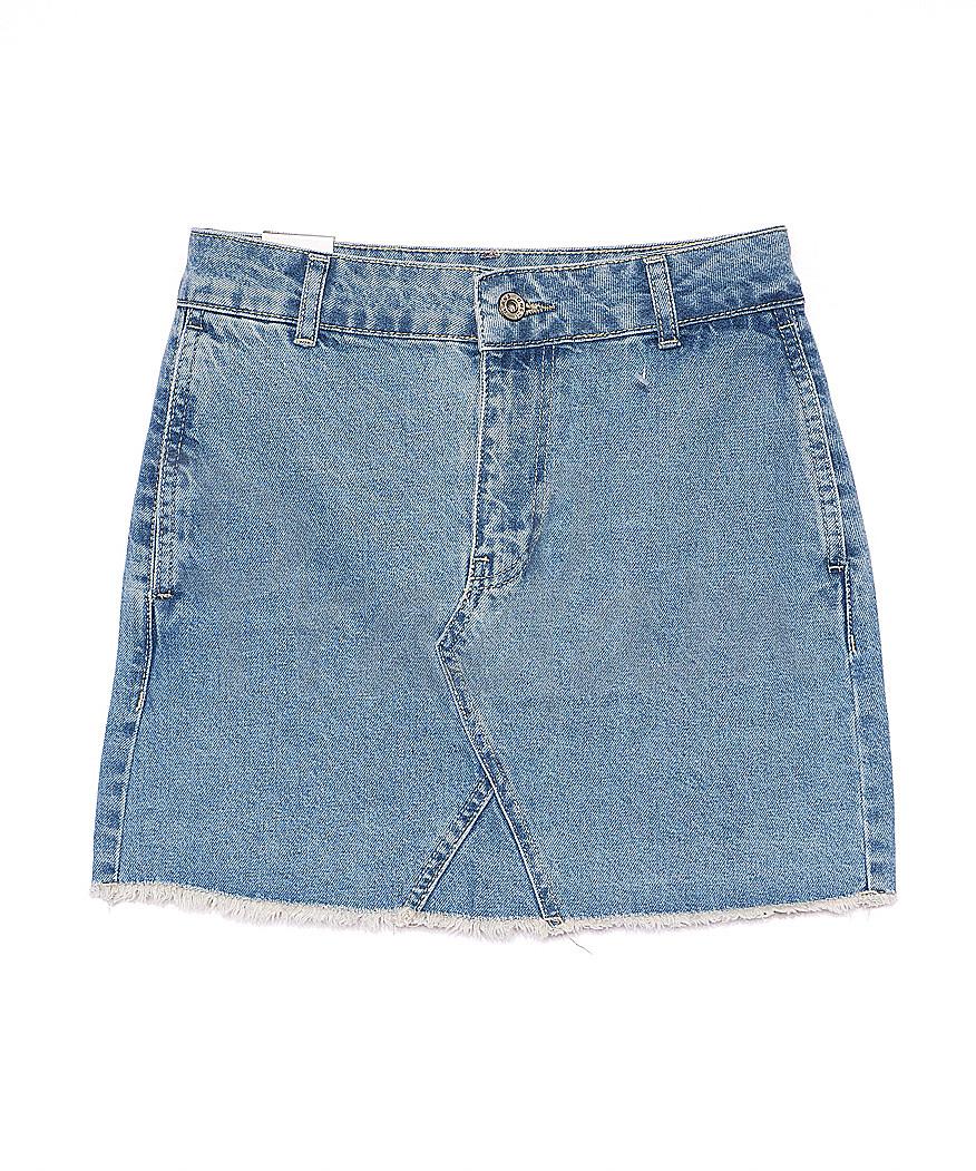 0601-2 (2) Ondi юбка джинсовая котоновая (36-42, евро, 5 ед.)