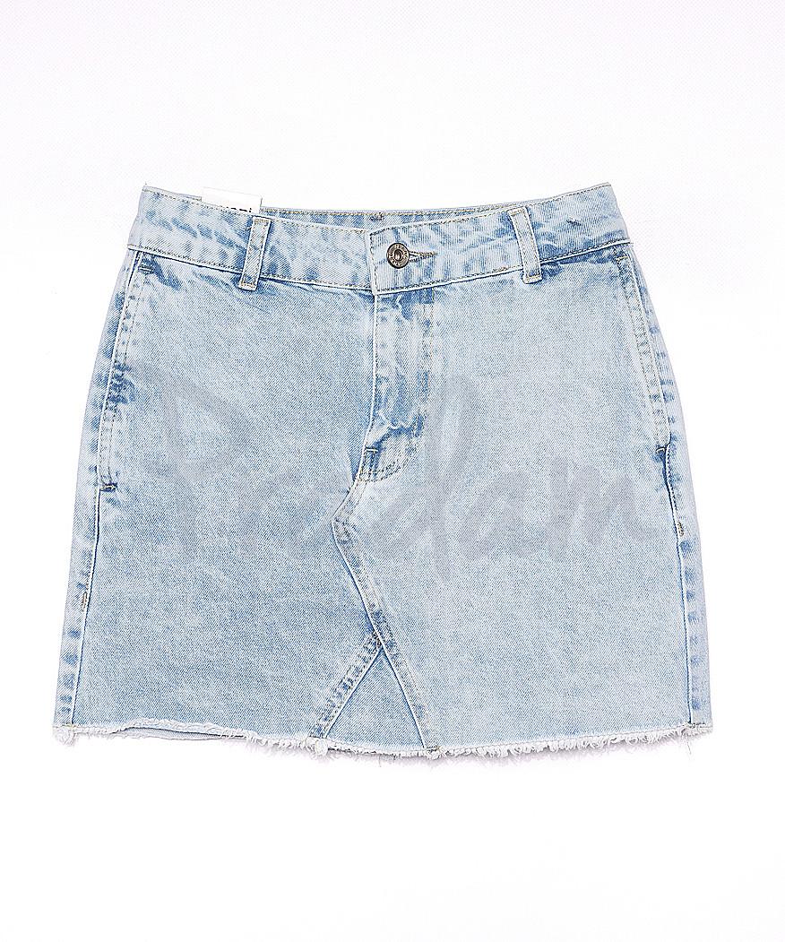 0601-1 (1) Ondi юбка джинсовая котоновая (36-42, евро, 5 ед.)