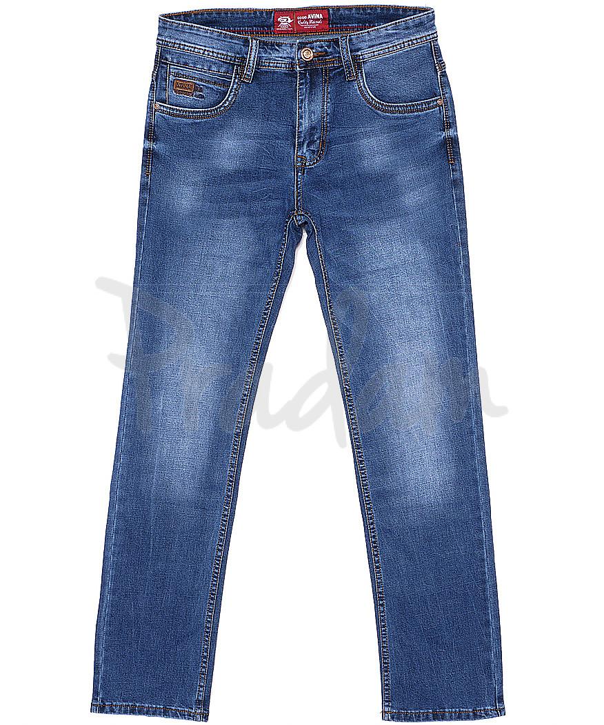 8351 Good Avina джинсы мужские батальные с теркой весенние стрейчевые (32-38, 8 ед.)