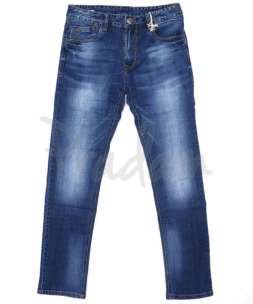 1457 Varxdar джинсы мужские батальные с теркой весенние стрейчевые (32-38, 8 ед.)