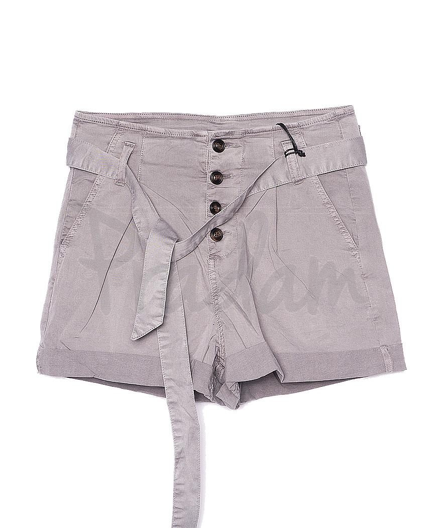 0156-5 Saint Wish шорты женские серые стрейчевые (S-2XL, 5 ед.)