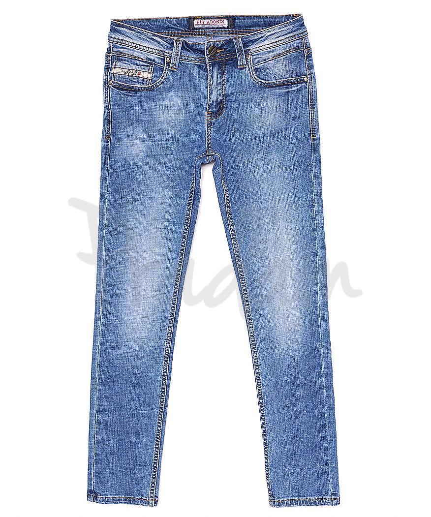 6301 Fit Adonis джинсы мужские зауженные летние стрейчевые (29-38, 8 ед.)