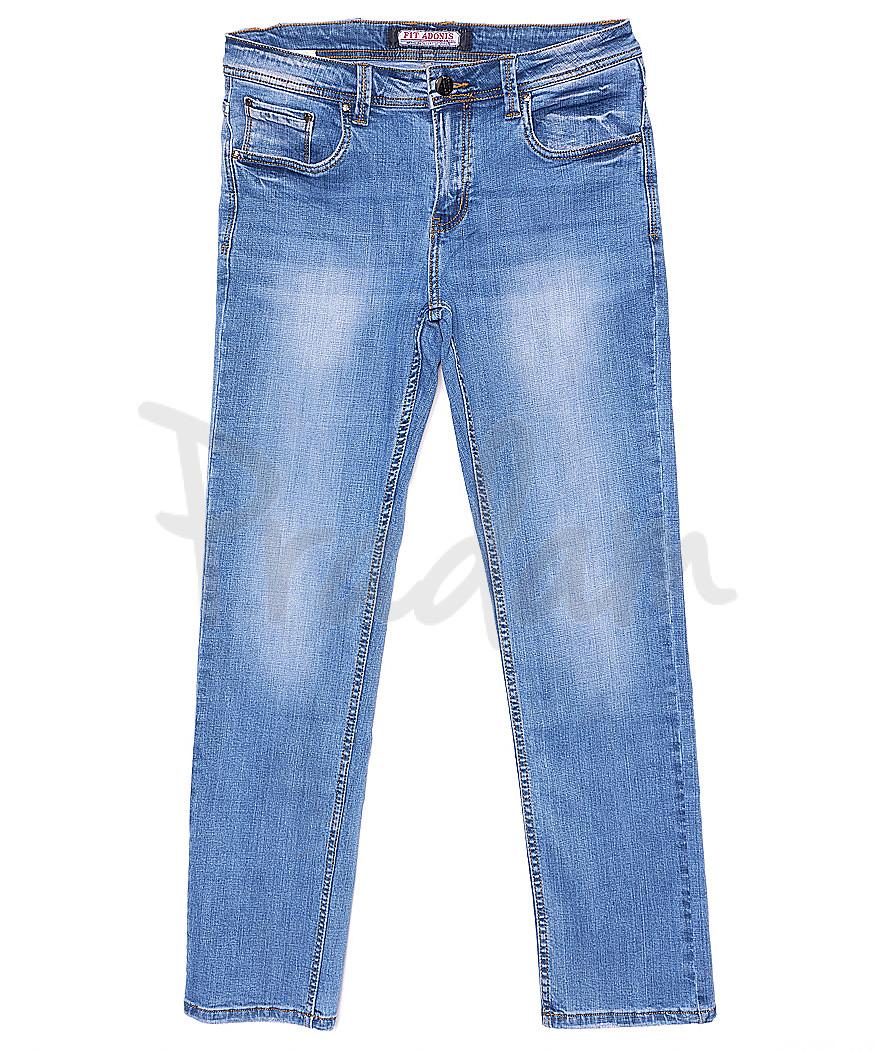 6302 Fit Adonis джинсы мужские батальные летние стрейчевые (32-38, 8 ед.)