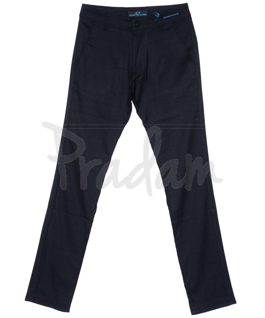 0401-3 Davos брюки мужские весенние коттон (31-38, 8 ед.)