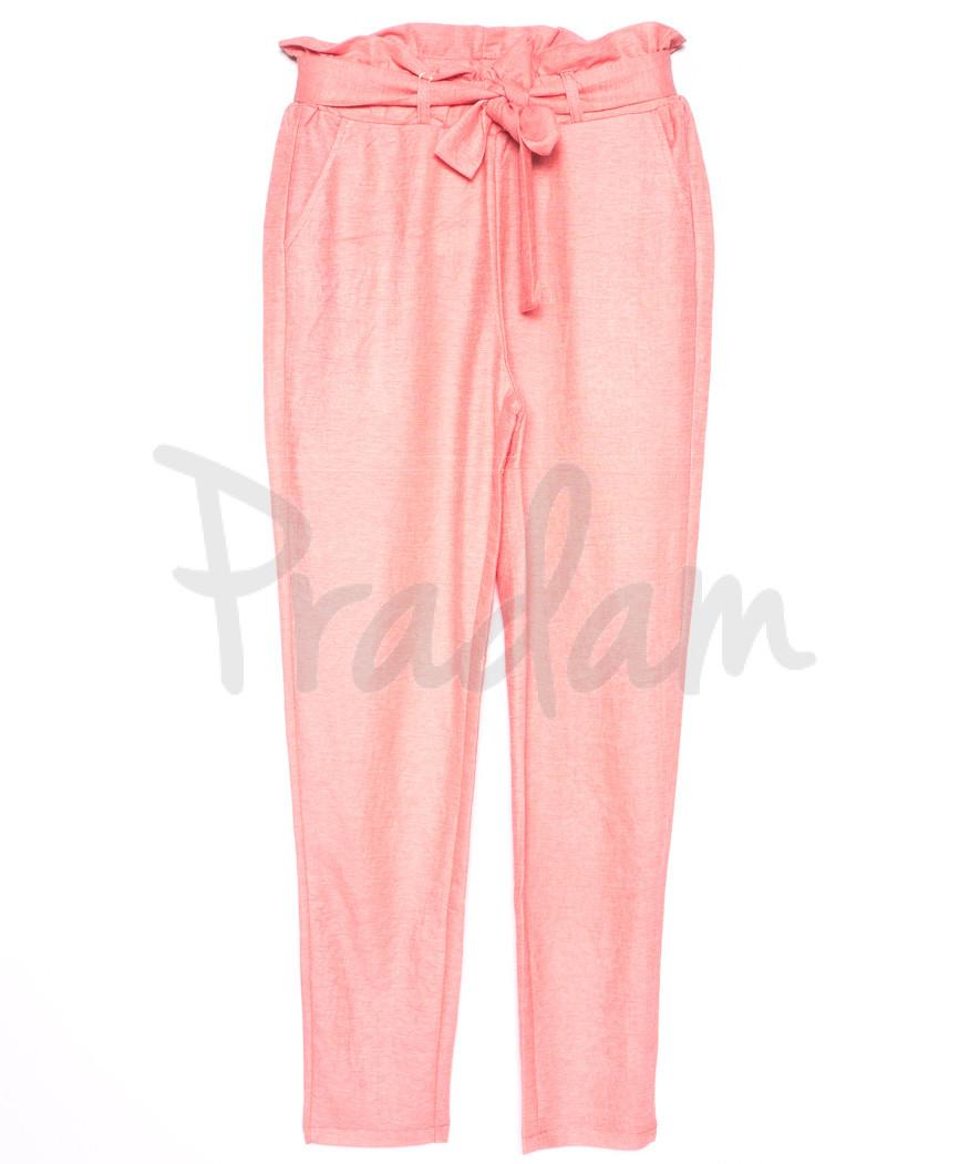0630-4 Yimeite брюки женские с поясом стретчевые (25-30, 6 ед.)