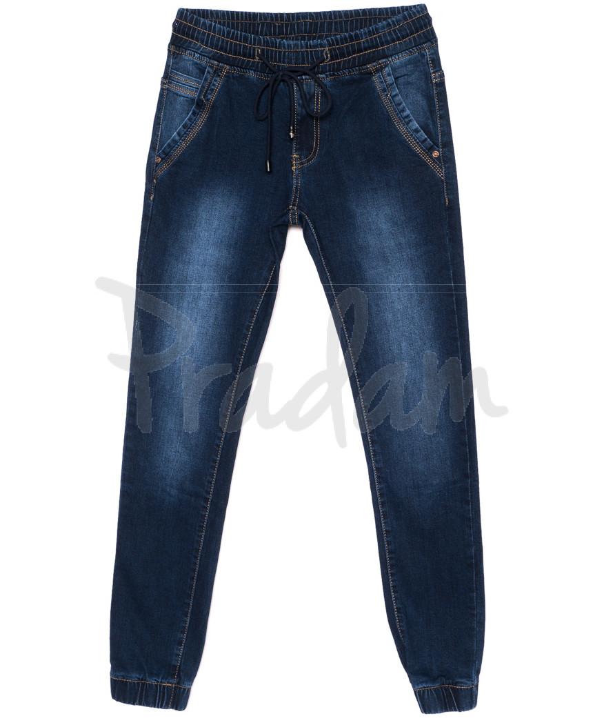 0693 Bagrbo джинсы мужские молодежные на резинке осенние стрейчевые (28-36, 8 ед.)