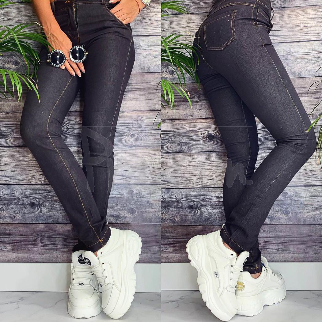 0865-1 Airuifen брюки женские текстильные тонкие стрейчевые (25-30, 6 ед.)
