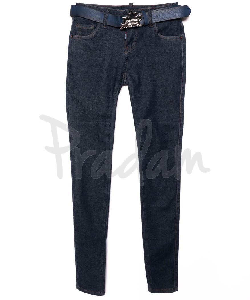 5870 Dimarkis Day джинсы женские зауженные синие осенние стрейчевые (25-30, 6 ед.)