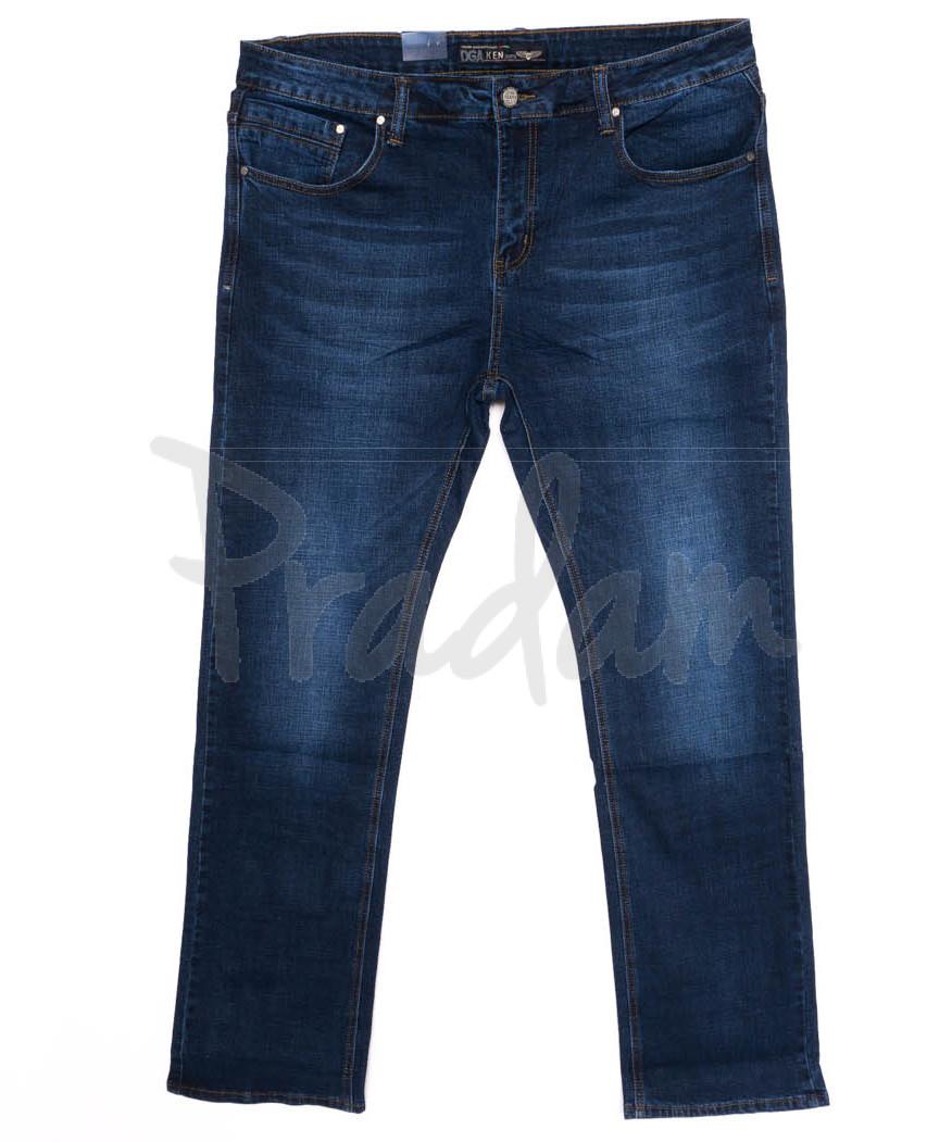7008 Dgaken джинсы мужские синие осенние стрейчевые (30-38, 8 ед.)